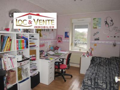 Vue: Chambre 1 de 10,24 m², Vente CLOUANGE, Maison F5 de 121m� env. ? 3 chambres + garage