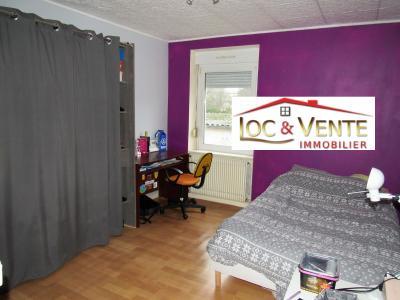 Vue: Chambre 3 de 11,12 m² , Vente CLOUANGE, Maison F5 de 121m� env. ? 3 chambres + garage