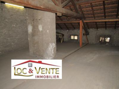 Vue: Grenier aménageable (50m²), Vente MOYEUVRE GRANDE, Maison 105 m� - 3 chambres + jardin + grenier am�nageable