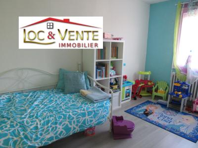 Vue: Chambre parentale 13.20m², Immobilier GANDRANGE