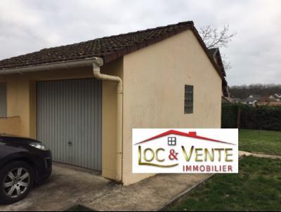 Vue: Garage + parking, Vente ROMBAS, Maison 117 m� - 4 chambres