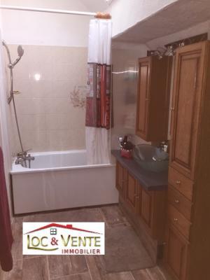 Vue: Salle de bain avec WC 2 : 6.98, Vente ROMBAS, Maison 117 m� - 4 chambres