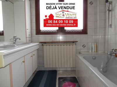 Vente VITRY SUR ORNE, Maison individuelle 114 m� - 6 pi�ces