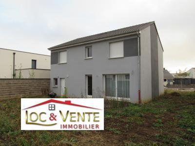 Vue: maison F7 sur 450 m² de terrain, Vente VOLSTROFF, Maison individuelle 136 m� - 7 pi�ces