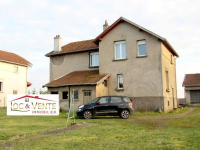 Vue: Maison F7 + 4 chambres, Maison � vendre de 7 pi�ce(s) sur 155 m� env.
