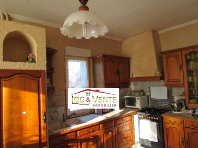 Vue: Cuisine équipée aménagée, Maison � vendre de 7 pi�ce(s) sur 155 m� env.
