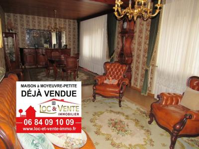 Vente MOYEUVRE PETITE, Maison individuelle 154 m� - 7 pi�ces