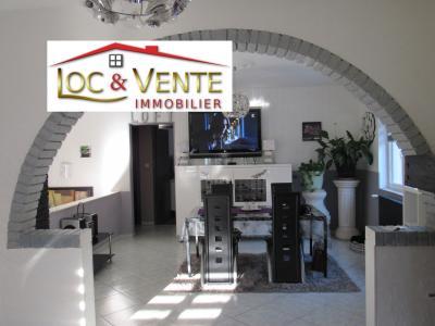 Vue: Salle à manger : 16.25m², Vente METZ, Maison 170 m� - habitation F6 +1 studio + 1F1
