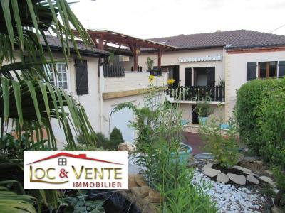 Vue: maison METZ 57050 + 1 studio +1F1, Vente METZ, Maison 170 m� - habitation F6 +1 studio + 1F1