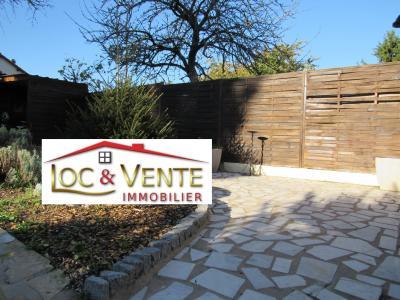 Vue: Terrasse N°1, Vente METZ, Maison 170 m� - habitation F6 +1 studio + 1F1
