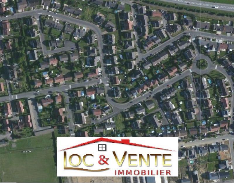 Terrain constructible viabilisé 57360 Amnéville