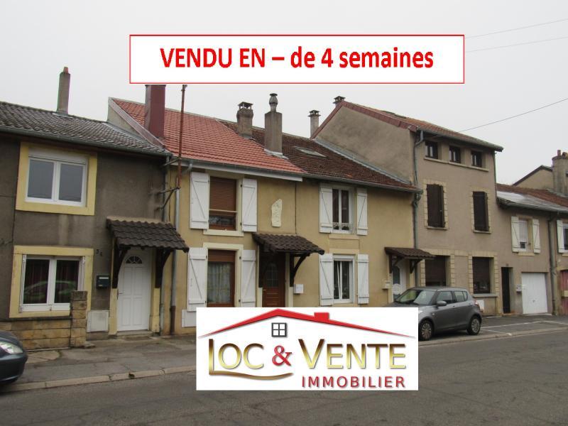 A vendre maison MOYEUVRE GRANDE