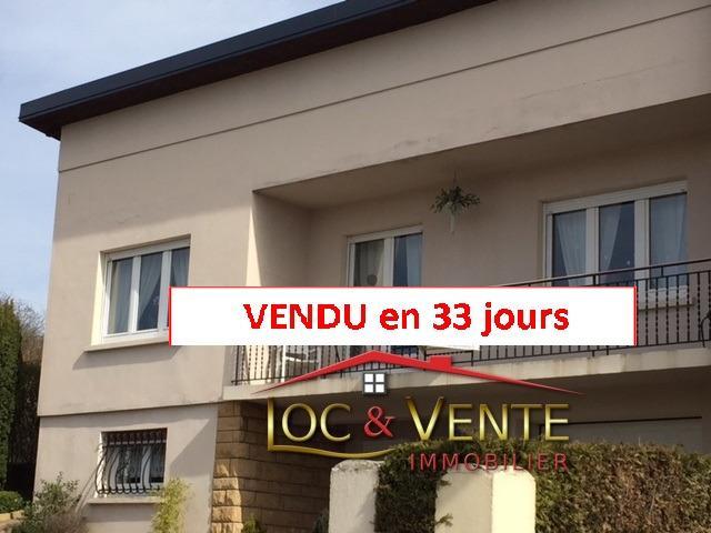 Vente MOYEUVRE GRANDE, Maion 150 m² - 7 pièces