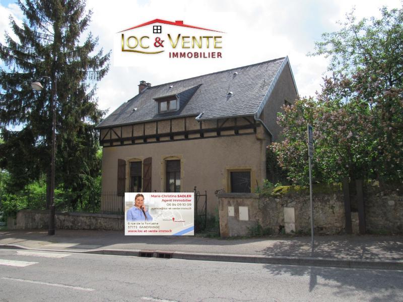 Vente RICHEMONT, a rénover belle bâtisse de style 107 m²