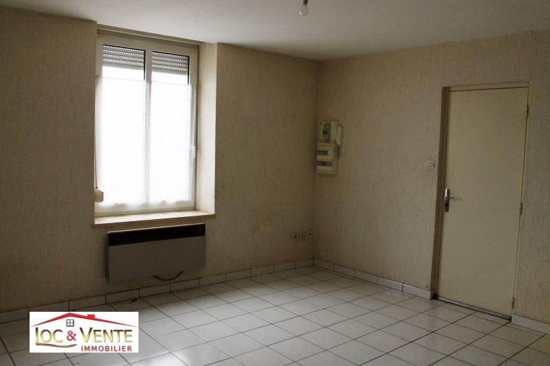 Appartement F1 situé au Rez-de-Chaussée (Malancourt)