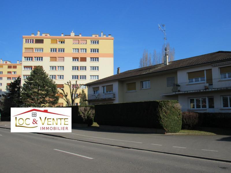 Vente THIONVILLE, Appartement 58 m² - 2 chambres