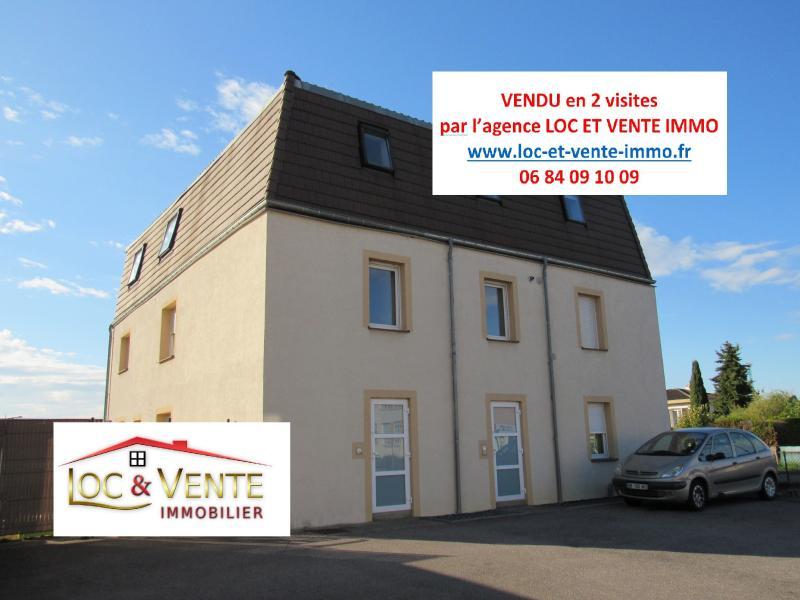 Vente MONDELANGE, Appartements 65 m² - 3 pièces