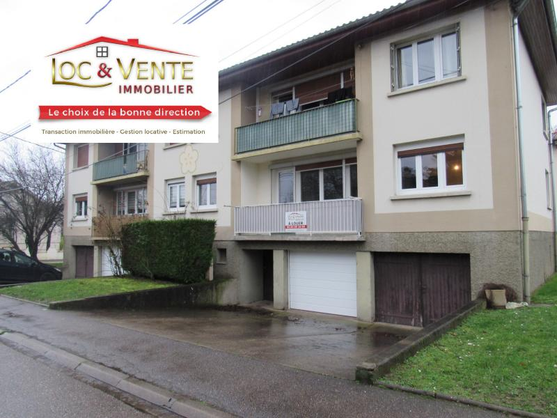 Location GANDRANGE, Appartements 80 m� - 4 pi�ces