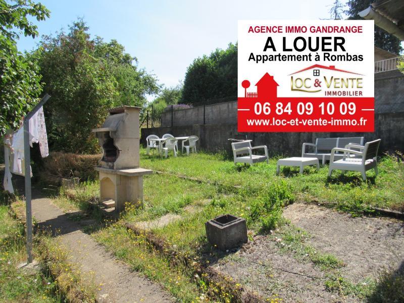 Location ROMBAS, Appartements 108 m² - 4 pièces