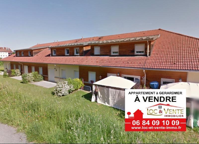 Vente GERARDMER, Appartements 85 m² - 2 chambres +