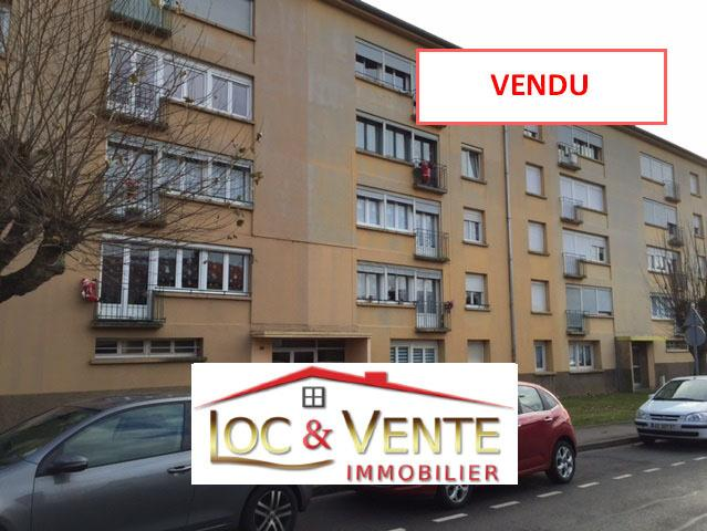Immobilier CLOUANGE (57185) Appartement
