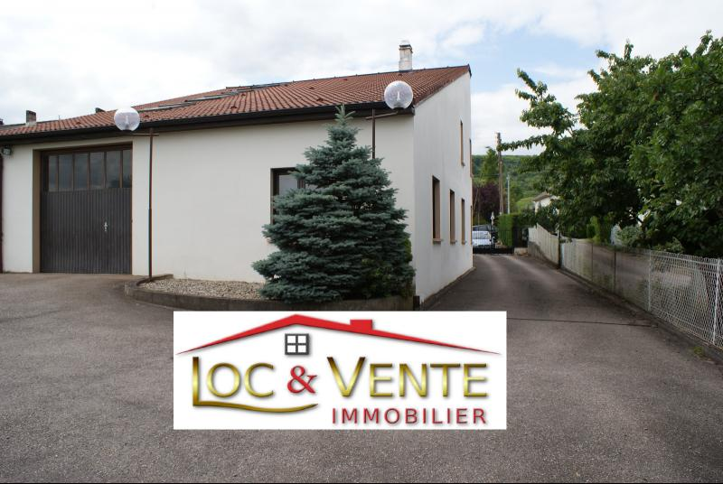 Maison - Immeuble -  VITRY SUR ORNE - Appartement(s) + local commercial