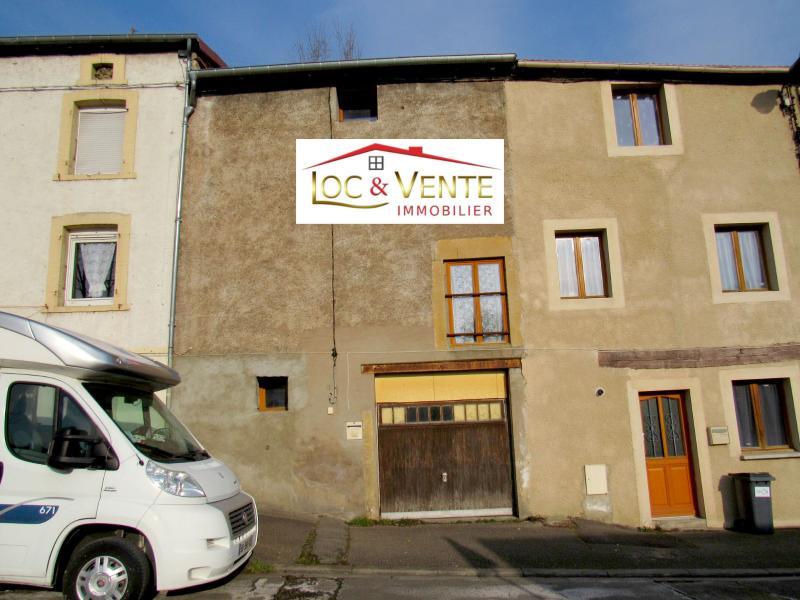 Vente Val de Briey, Maison sur 3 plateaux de 40m²