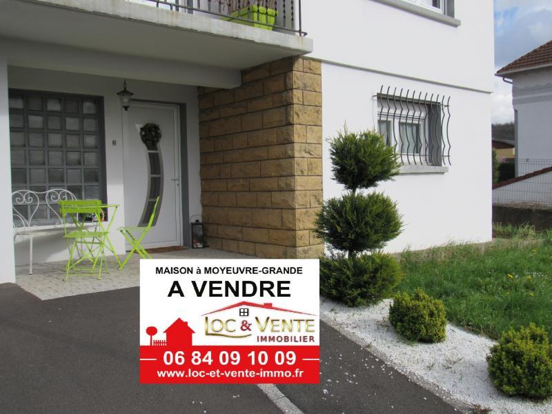 Vente MOYEUVRE GRANDE, Maison 140 m² - 4 chambres