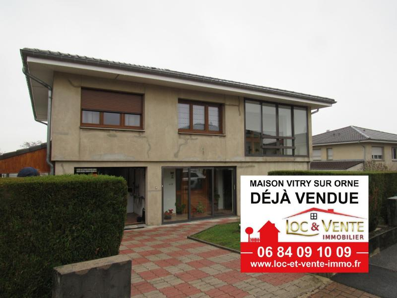 Vente VITRY SUR ORNE, Maison individuelle 114 m² - 6 pièces