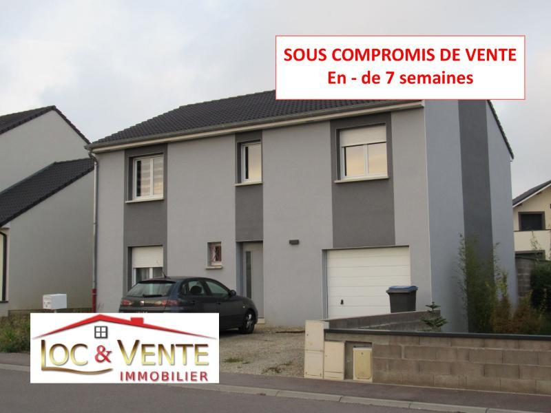 Vente VOLSTROFF, Maison individuelle 136 m² - 7 pièces