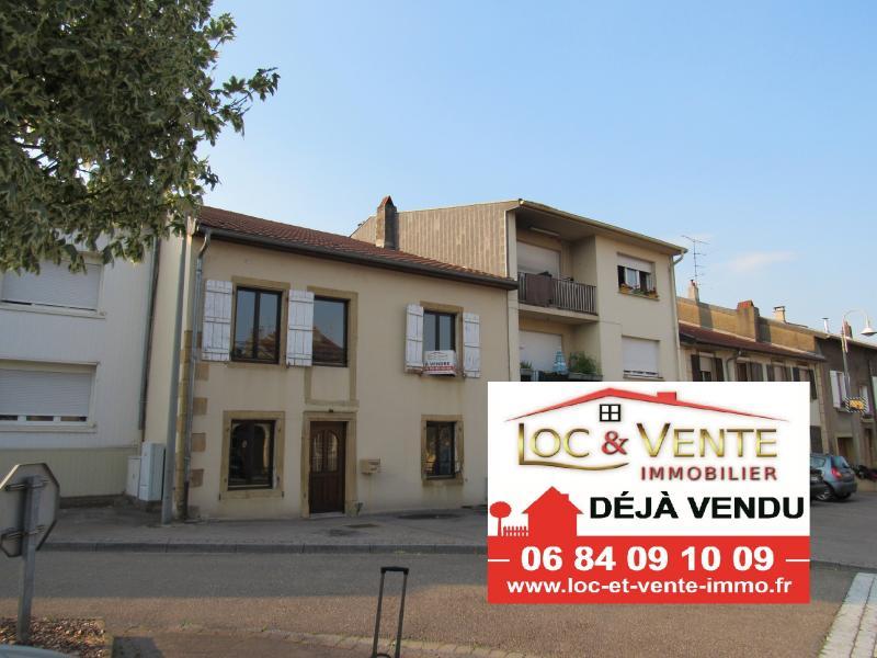 Vente GANDRANGE, Maison 185 m² - 6 pièces