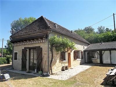 Vente Salviac, maison en pierre, 880 m� de terrain - 4 pi�ces