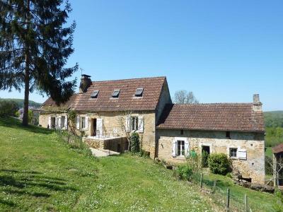 Dordogne, situation privilégiée, Superbe propriété sur 5 hectares avec vue fantastique DOMME