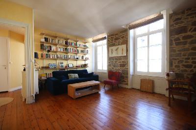 SAINT-BRIEUC- Appartement T3 avec jardin privatif