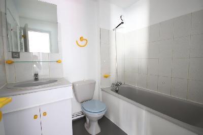 Appartement Saint Brieuc 1 piece(s) 23 m2