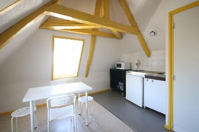 Appartement St Brieuc 2 piece(s) 27 m2