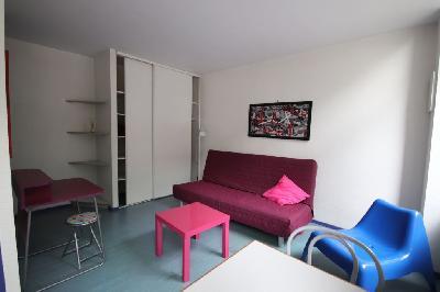 Appartement St Brieuc 1 piece(s) 20 m2