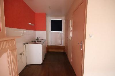 Appartement St Brieuc 1 piece(s) 24 m2