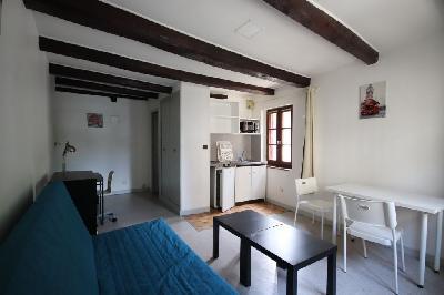 Appartement St Brieuc 1 piece(s) 22 m2