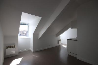 Appartement St Brieuc 1 piece(s) 17 m2