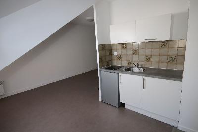 Appartement Saint Brieuc 2 piece(s) 30 m2