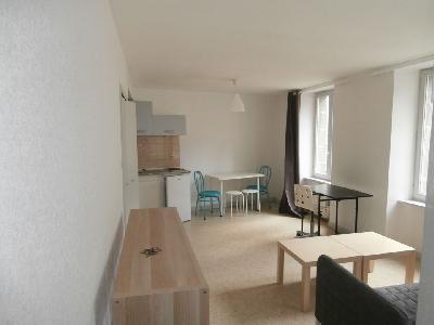Appartement Saint-brieuc 1 piece(s) 28 m2