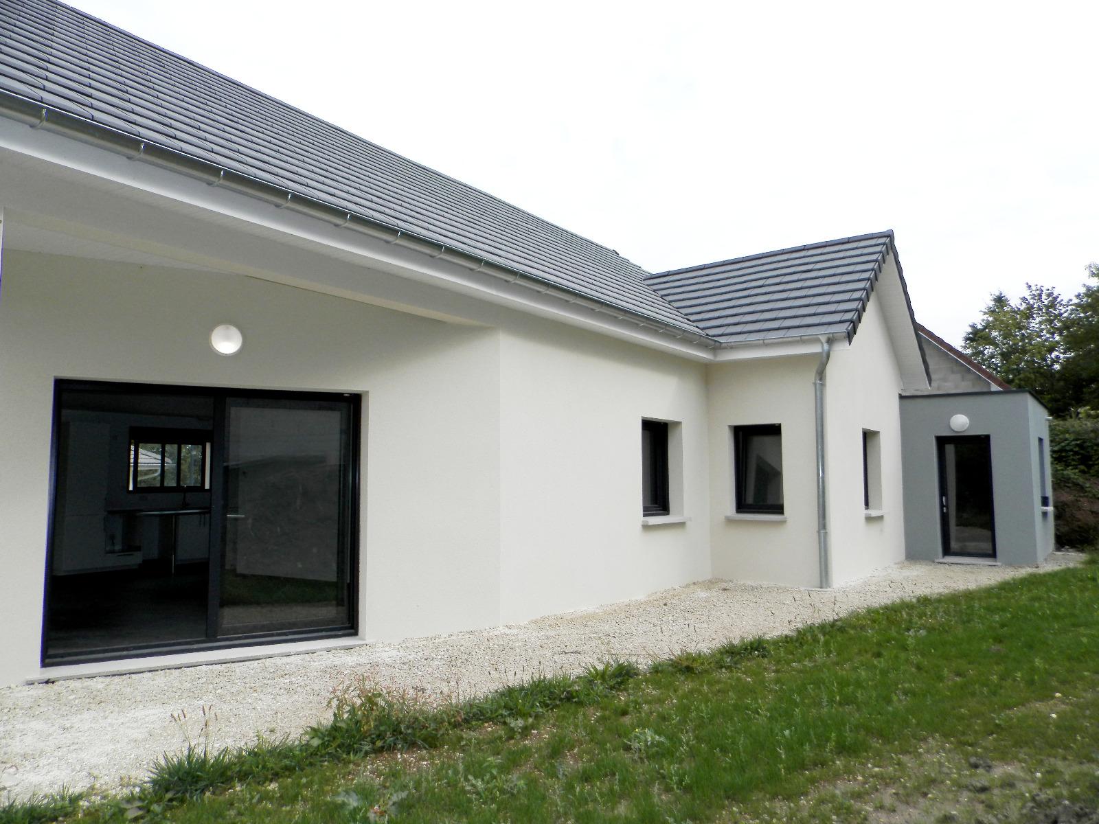 Vente lons le saunier 39 maison plain pied 2016 de 113 m sur terrain 536 m 3d immobilier - Garage thevenod lons le saunier ...