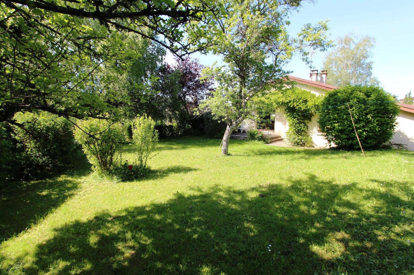 Lons Le Saunier 39 Jura 224 Vendre Maison De Plain Pied