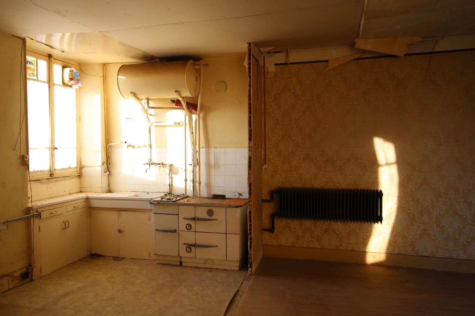 Vente secteur toulouse le chateau a vendre maison restaurer dans sa totalit 94 m 3d - Restaurer sa cuisine ...