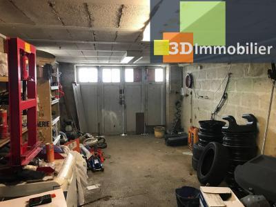 Saint-Florentin (89 YONNE), à vendre appartement, 4 pièces avec garage et grand balcon., GARAGE - 22 m²