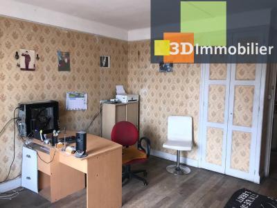 Saint-Florentin (89 YONNE), à vendre appartement, 4 pièces avec garage et grand balcon., CHAMBRE 1