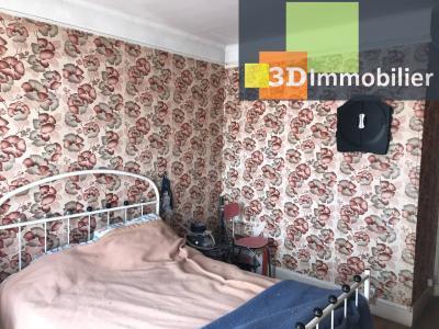 Saint-Florentin (89 YONNE), à vendre appartement, 4 pièces avec garage et grand balcon., CHAMBRE 2