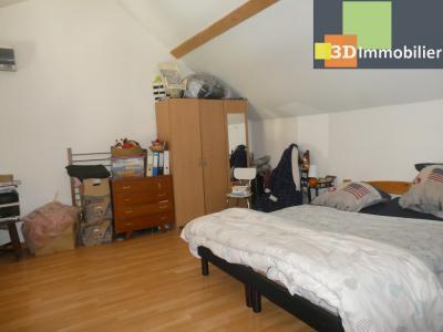 Chaussin (39 - Jura) à Vendre maison sur deux niveaux, 4 chambres, terrain de 600 m²., CHAMBRE 2 - 24 M²