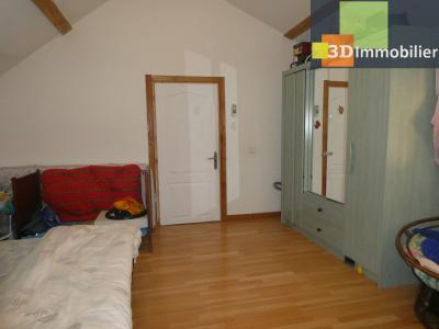 Chaussin (39 - Jura) à Vendre maison sur deux niveaux, 4 chambres, terrain de 600 m²., CHAMBRE 2